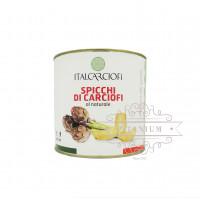 """Артишоки резанные 2,6 кг в собственном соку тм """"Italcarciofi """""""