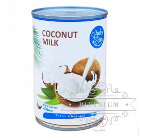 "Молоко кокосовое 17% ТМ ""Luck Siam""  0,4 л"