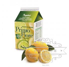 Пюре фруктовое Лимон (Лимонный сок) Primo Fiore tm Rogelfruit 0.5кг