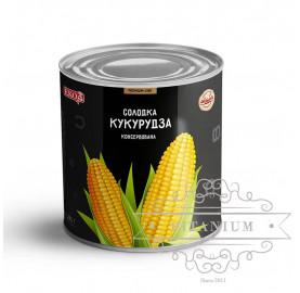Кукуруза сладкая тм Эко 340 г