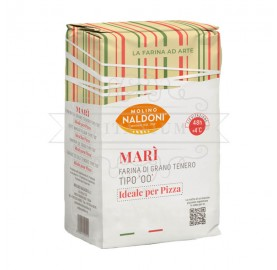 Мука Mari 25 кг tm Molino Naldoni