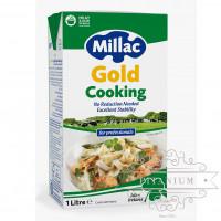 Сливки кулинарные Millac Cooking Cream 1л 18%