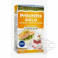 Сливки кулинарные Pritchitts Gold 1л 33,5%