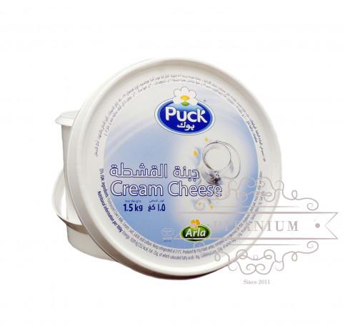 """Крем-сыр буко """"PUCK"""" tm Arla 1,5 кг"""