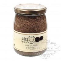 Крем трюфельный (сальса) tm Trivelli 0,5кг